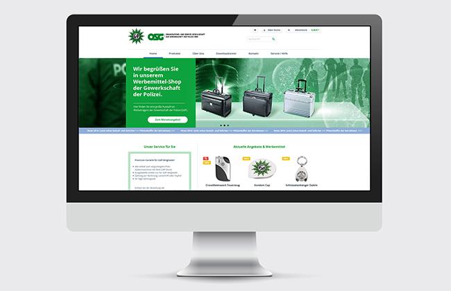 Webshop Referenzen