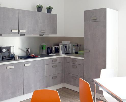 Küchenbereich Pixelproduction