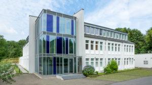 Pixelproduction Gebäude
