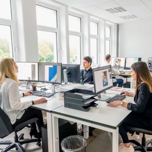 Büro Pixelproduction