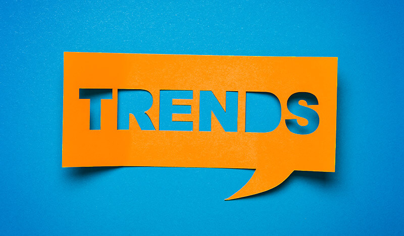 trends orange