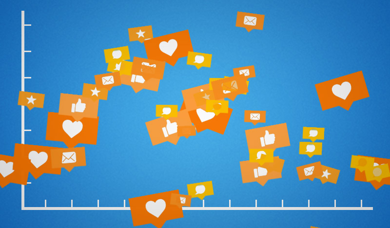 graph erfolgsmessung in social media