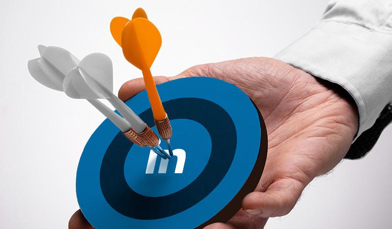 Beitragsbild zu Die verschiedenen LinkedIn Werbemöglichkeiten