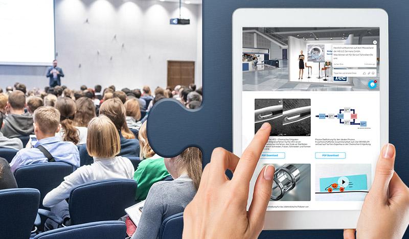 Beitragsbild zu Digitale Fachtagung – fairXperts & PixelProduction realisieren Fachtagung erfolgreich als Hybridveranstaltung